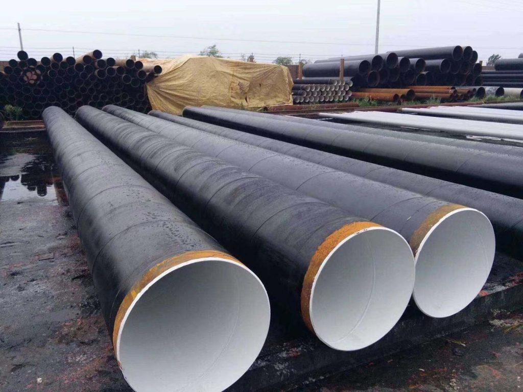 地埋式三层PE防腐钢管