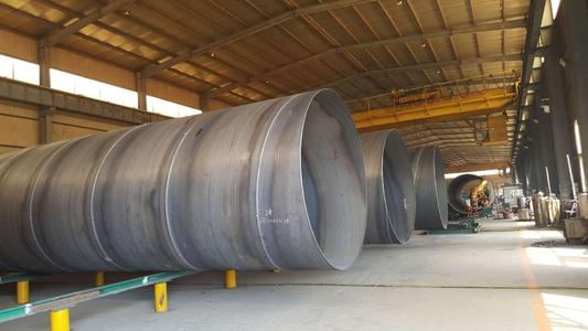 安阳螺旋钢管厂家