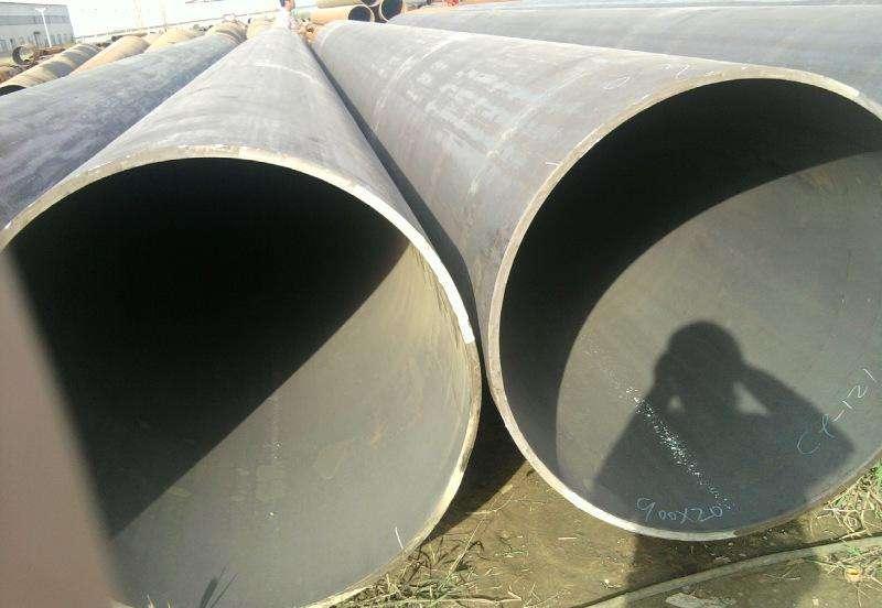 厂家在低温条件下是如何焊接大口径焊接钢管的?