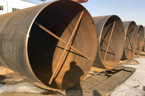 埋弧焊接是大口径螺旋钢管特殊焊接要求