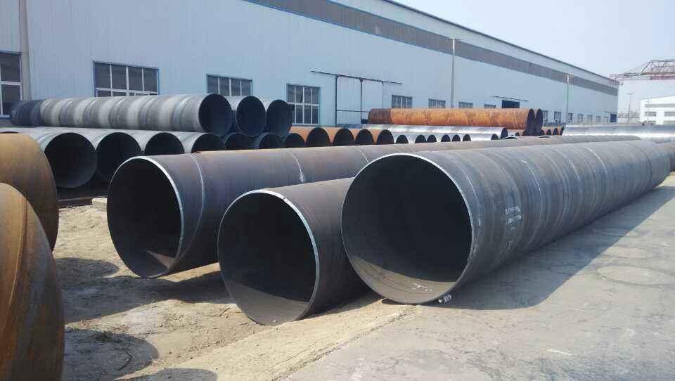 大口径加强级3PE防腐钢管