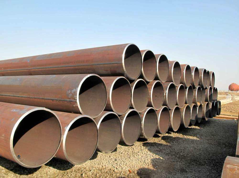 大口径直缝埋弧焊钢管的生产方法
