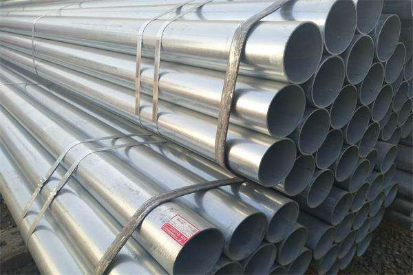 热镀锌钢管制造技术