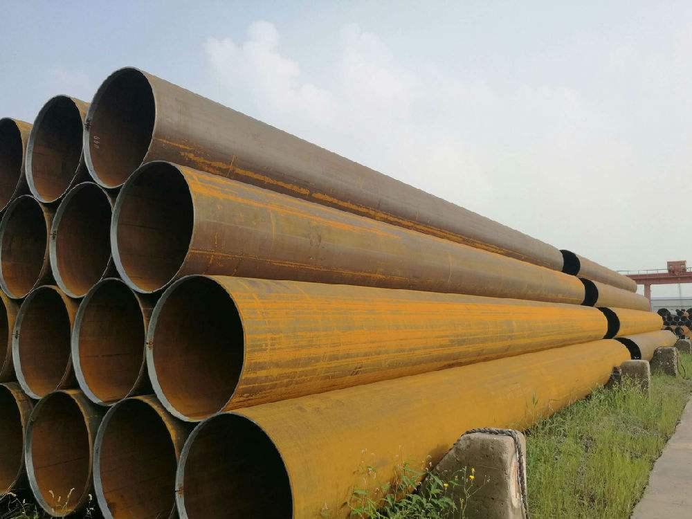 ERW、LSAW等焊接钢管的相同点