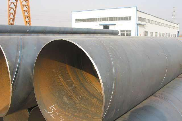 晋中螺旋钢管厂家