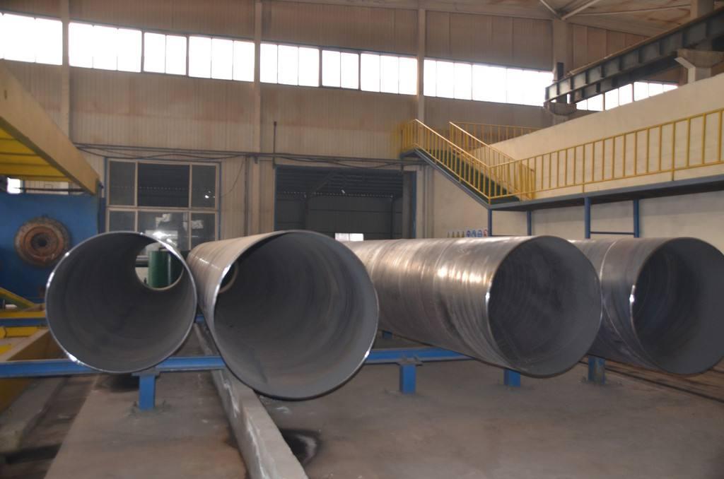 q345b螺旋钢管厂家