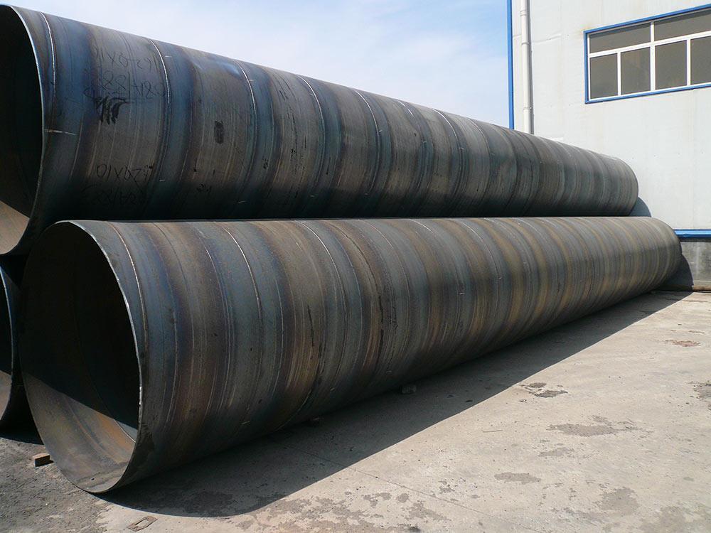 L245螺旋钢管