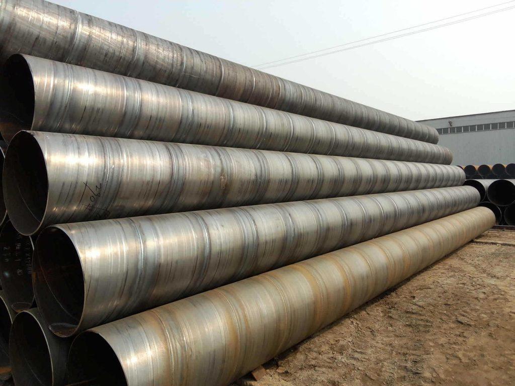 低压流体输送用螺旋焊接钢管