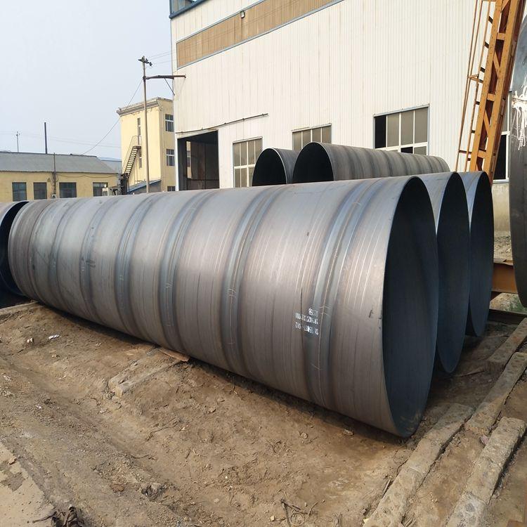 碳钢螺旋钢管
