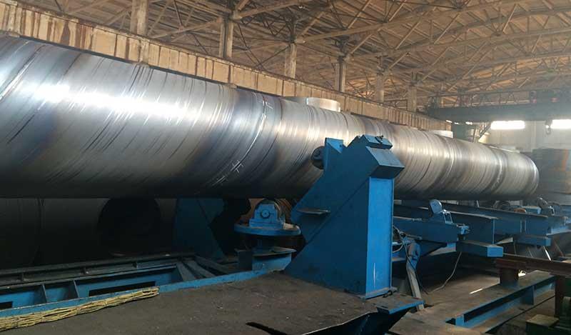 晋城螺旋钢管厂家