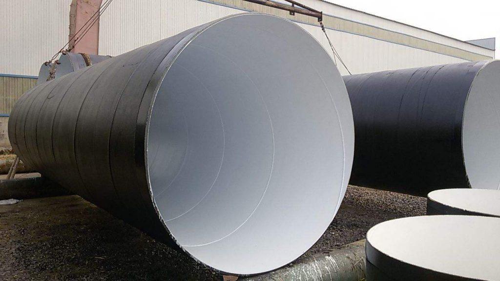 焊接钢管防腐加工厂家