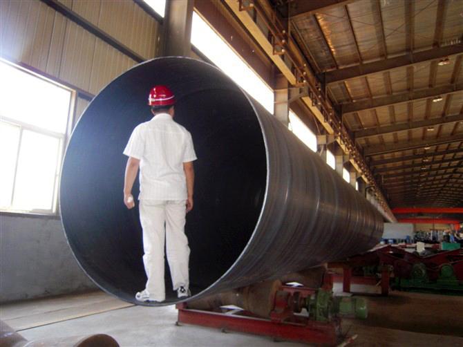 1020*10螺旋钢管