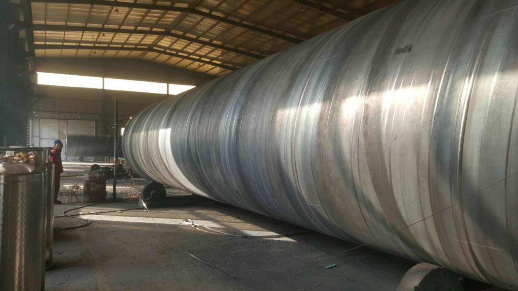 大口径螺旋钢管生产厂家