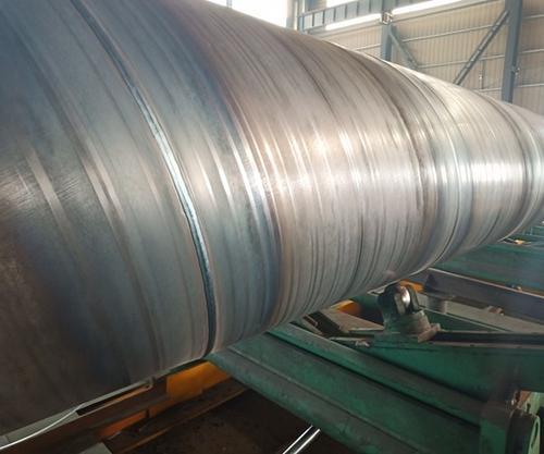 Q235B螺旋焊接钢管