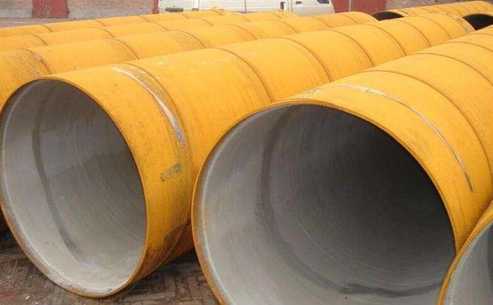 水泥砂浆防腐管