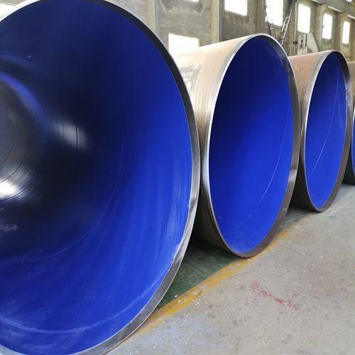 晋城涂塑钢管厂家