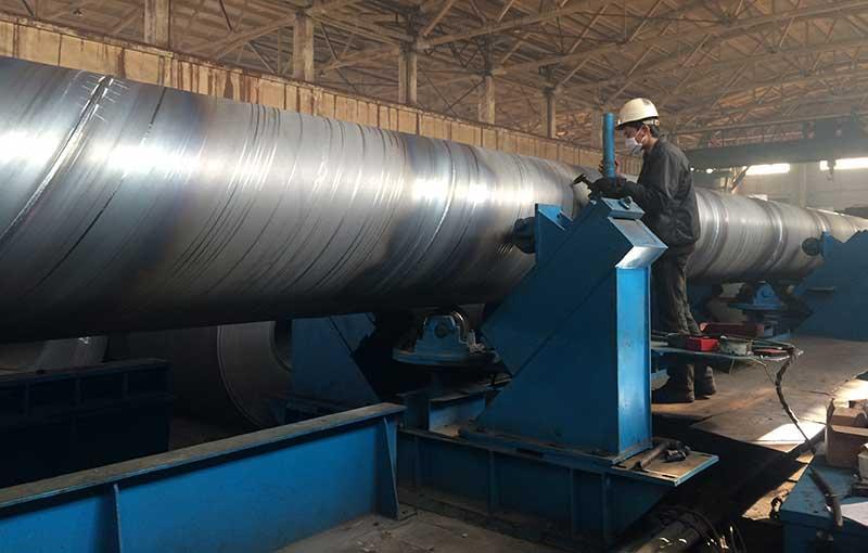 济南q235b螺旋钢管厂家
