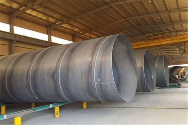 国家标准螺旋焊管