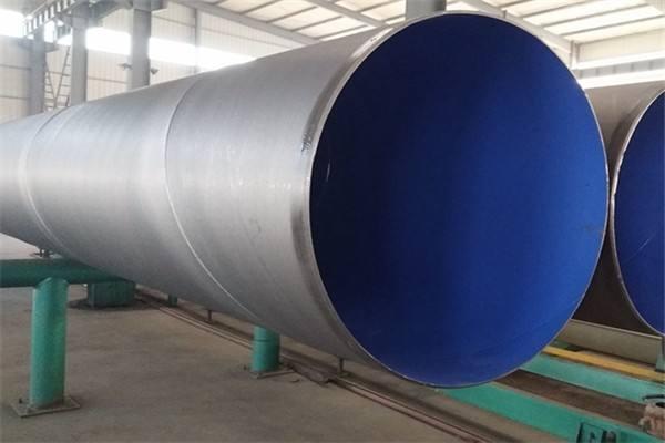 输水用防腐钢管加工厂家