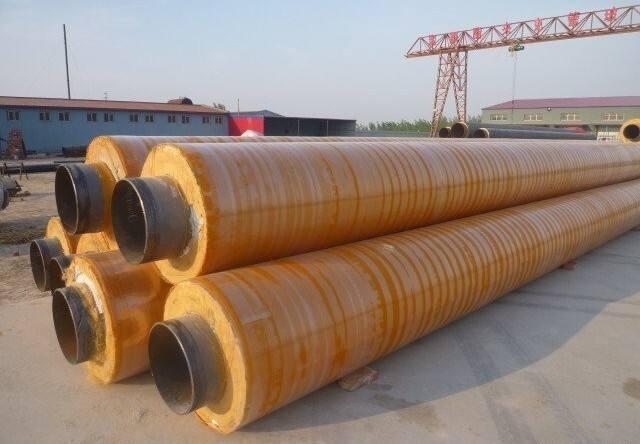 玻璃钢保温钢管产品介绍