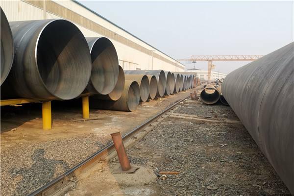 水厂用螺旋钢管生产供应商