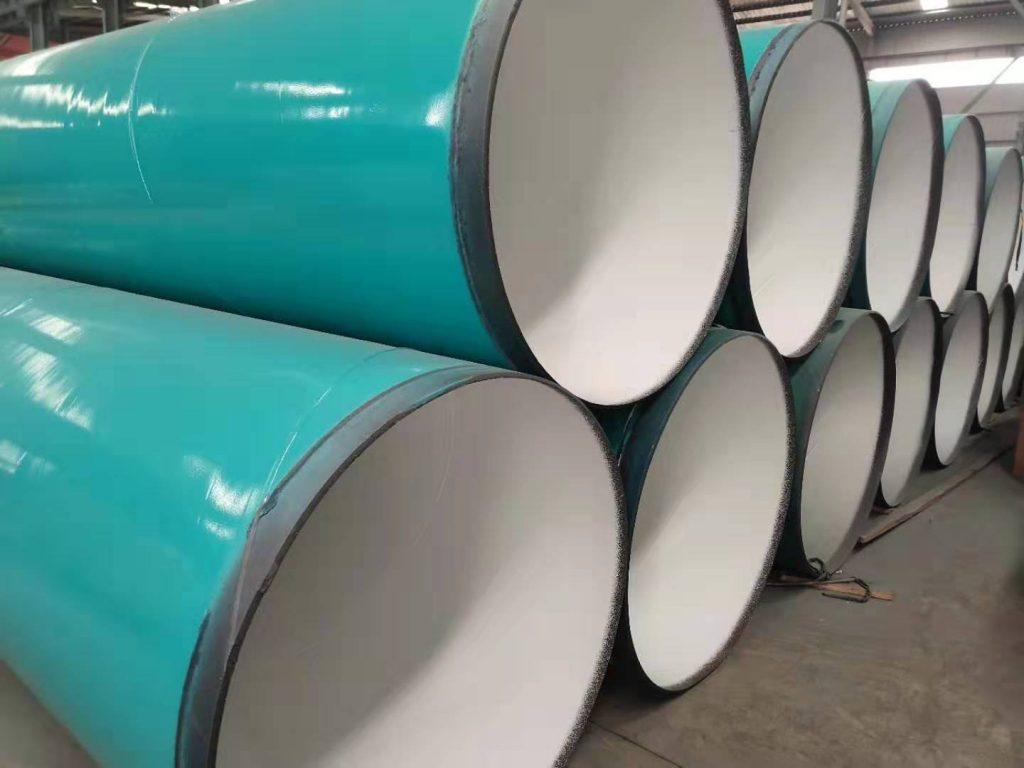 外3pe内熔结环氧防腐钢管厂家