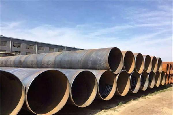 钢结构用螺旋钢管
