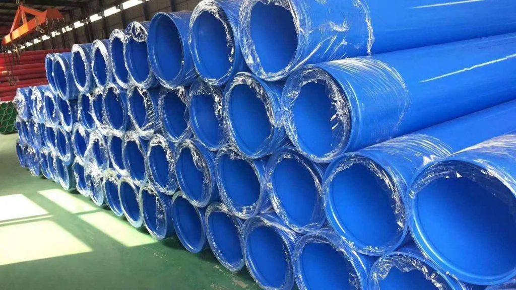 白城涂塑钢管厂家