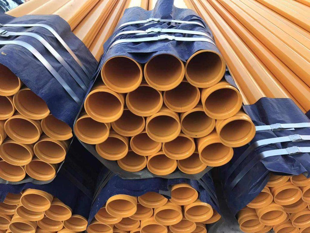 煤矿专用涂塑钢管厂家