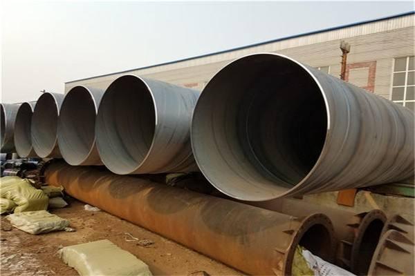 厚壁大口径螺旋钢管厂家