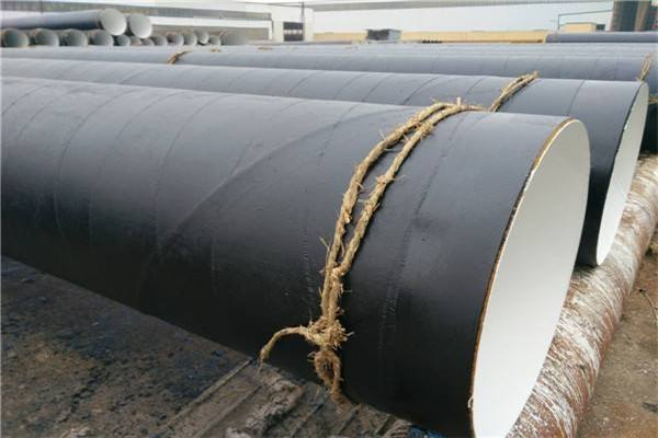 IPN8710高分子无毒饮水防腐钢管厂家