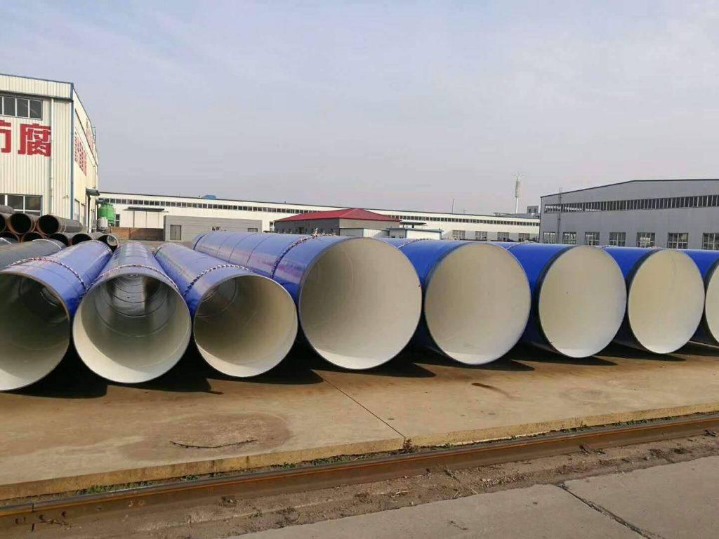 矿用瓦斯输送用涂塑钢管制造厂家