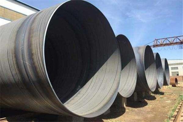 排污水用螺旋钢管含税价格