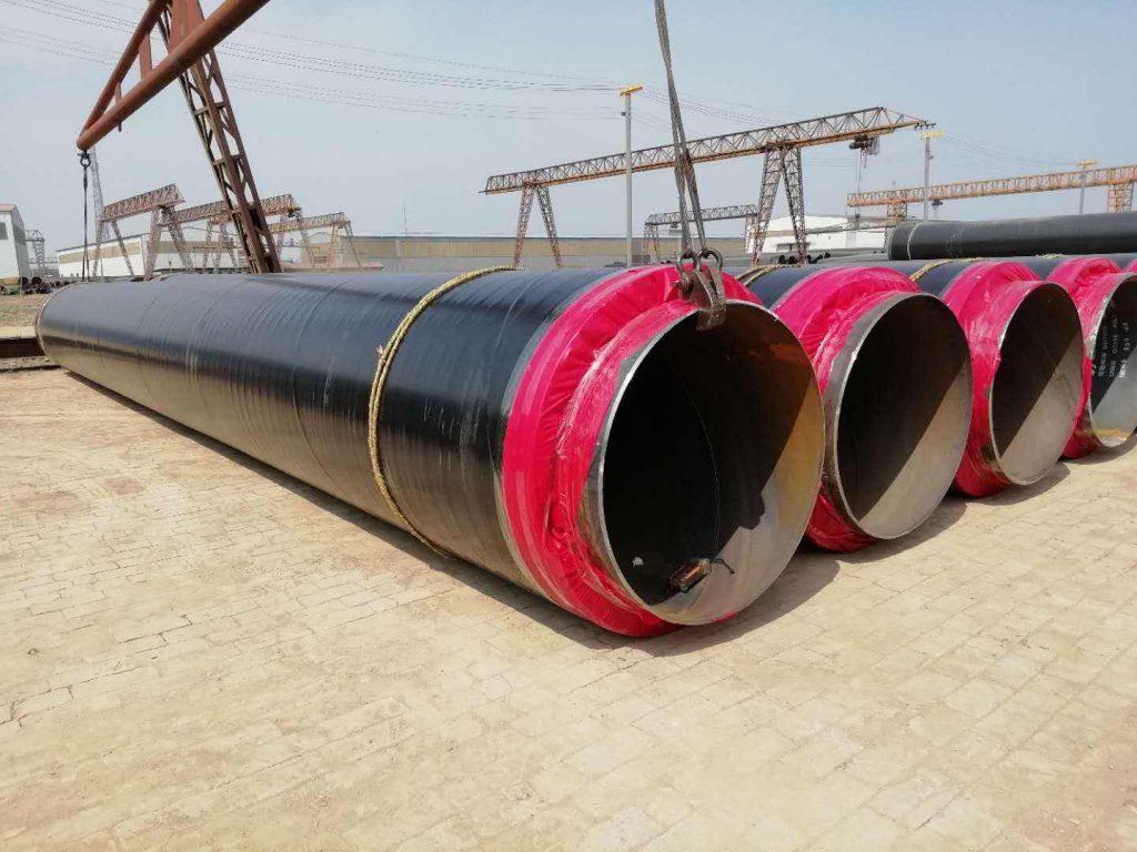 供暖用保温钢管制造商