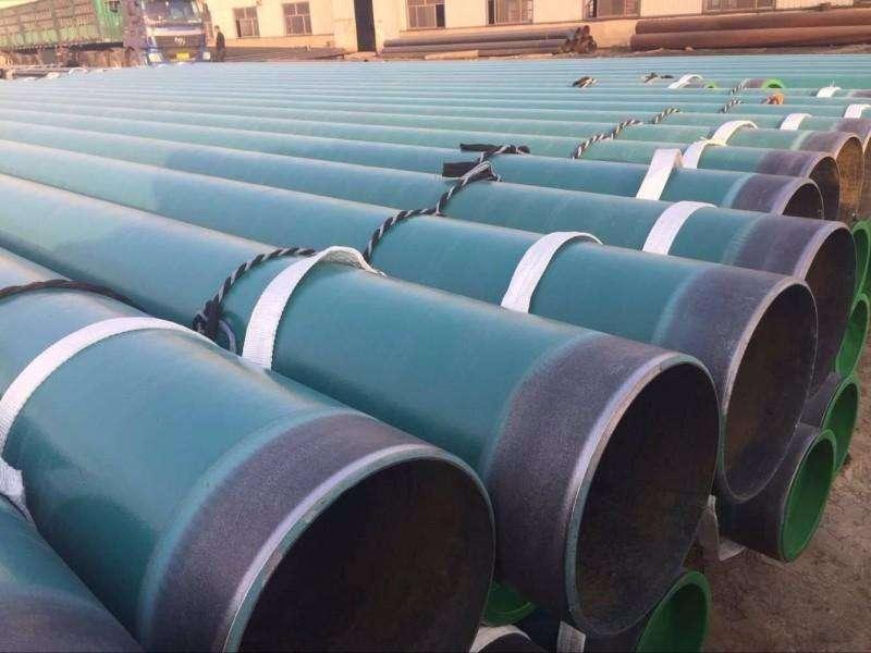 饮水用内外防腐钢管加工价格