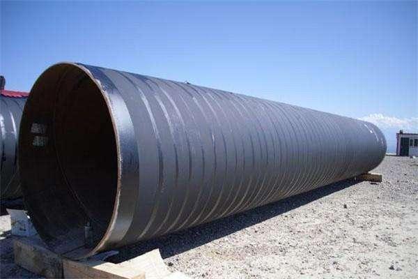 燃气管道用螺旋钢管
