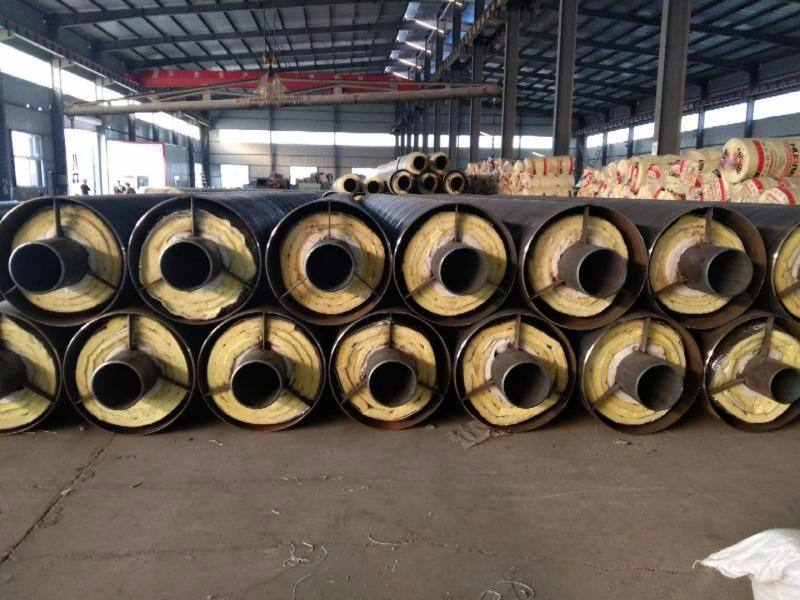 高温蒸汽保温钢管厂家