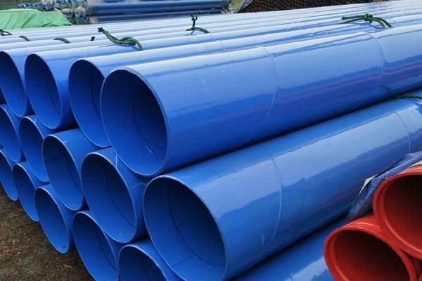 给水用涂塑防腐钢管多少钱一米