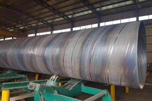 螺旋钢管生产中的超声波检测和X射线检查有什么特点?