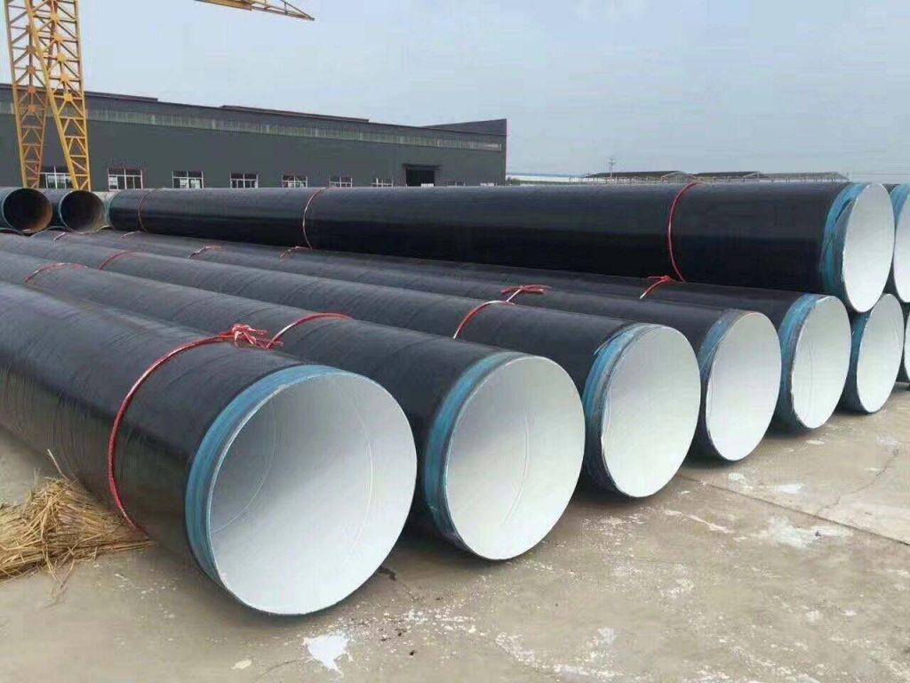 ipn8710环氧树脂防腐钢管厂家