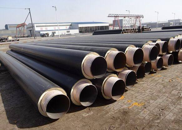 集中供热工程保温钢管焊接工艺流程