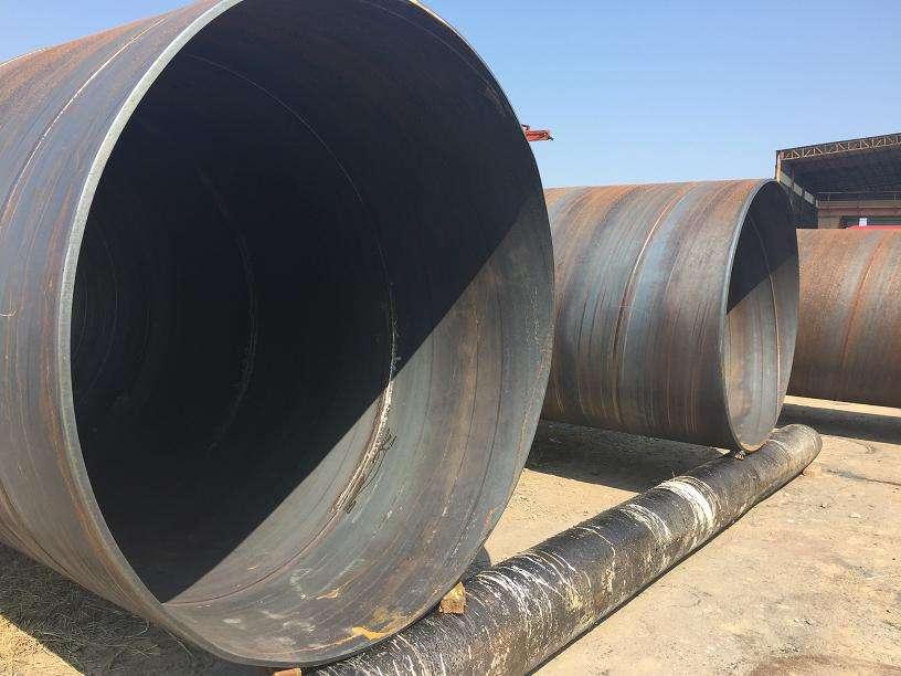 排水用大口径螺旋钢管