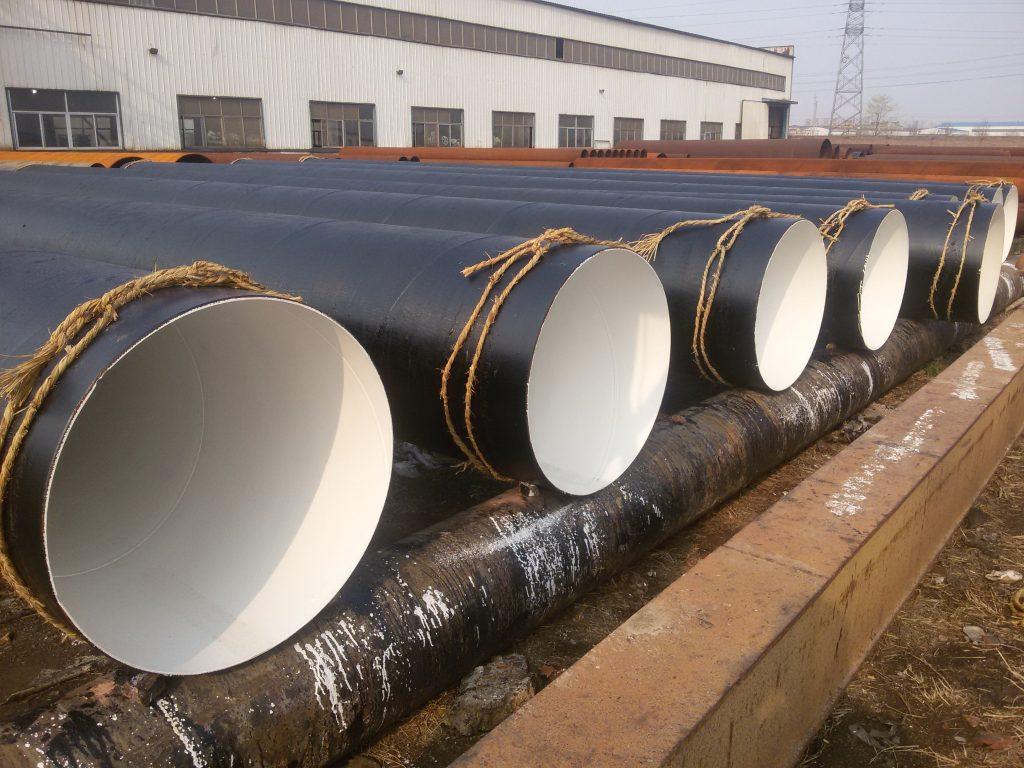 城市排污用防腐螺旋钢管加工价格