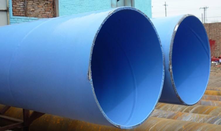 大口径电力涂塑钢管
