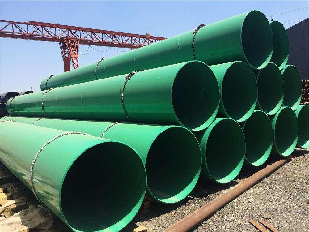 给水环氧涂塑钢管价格